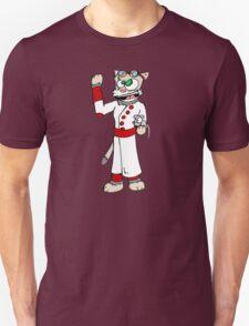 chatvant fou T-Shirt