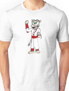 chatvant fou Unisex T-Shirt