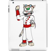 chatvant fou iPad Case/Skin