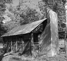 Upper Jamieson Hut, N.E. Victoria, Austalia by MissyD