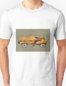 Roy Rogers Pedal Car T-Shirt