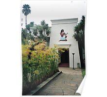 Egyptian Museum, San Jose, California Poster