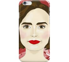 Beautiful Lily iPhone Case/Skin