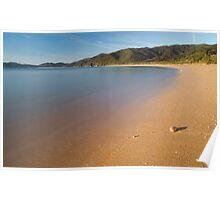 Totaranui beach, Abel Tasman National Park 8 Poster
