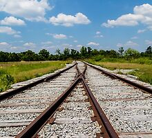 End of the Line by dbvirago