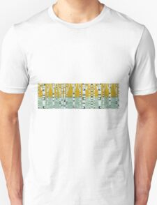 Birches in Early Winter  Unisex T-Shirt