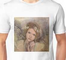 "The touch of an angel (""Angels"" series) Unisex T-Shirt"