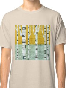 Early Winter Birches Classic T-Shirt