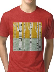 Early Winter Birches Tri-blend T-Shirt
