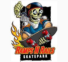 Ramps N Rails Skatepark Unisex T-Shirt