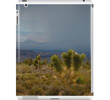 A DESERT SHOWER iPad Case/Skin