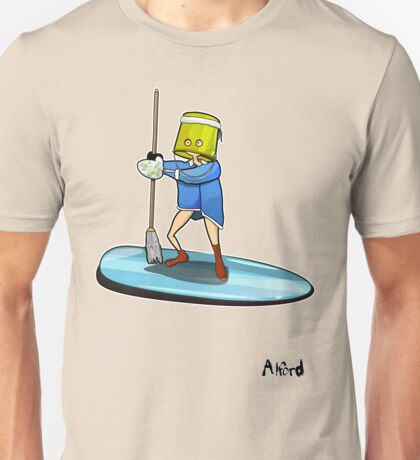 Bucket Head Surfer T-Shirt