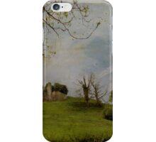 High on a hillside ... iPhone Case/Skin