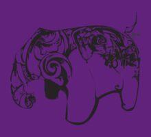 lil elephant by hdklou