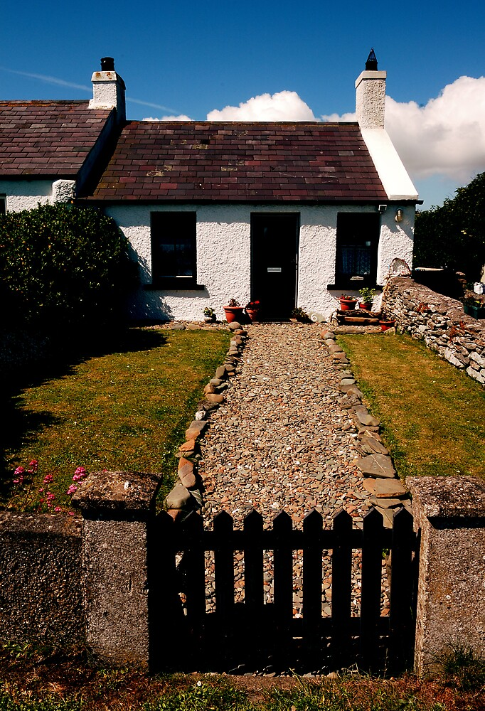 Formerly Mary Ann's cottage by ragman