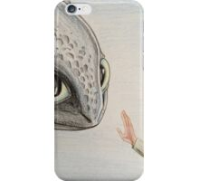Toothless how to train your dragon  iPhone Case/Skin