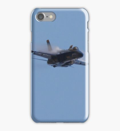 smokin blue iPhone Case/Skin