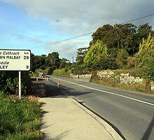 Kilmaley road by John Quinn
