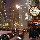 NYC Snow by russferrante