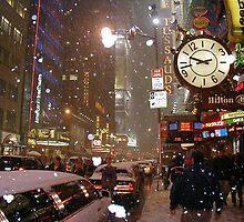 NYC Snow by russferrante