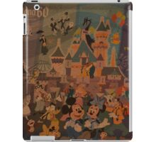 Disney Mickey Mouse Minnie Mouse Alice In Wonderland Disney Princesses iPad Case/Skin