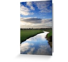Essex Reflections Greeting Card