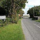Ballyvaughan village by John Quinn