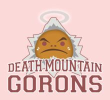 Death Mountain Gorons One Piece - Short Sleeve