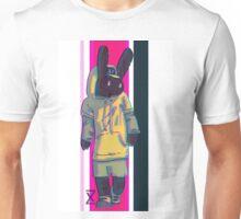 Cool rabbit 3d 2 Unisex T-Shirt