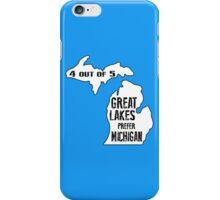 Prefer Michigan iPhone Case/Skin