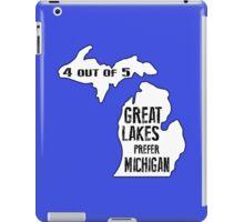 Prefer Michigan iPad Case/Skin