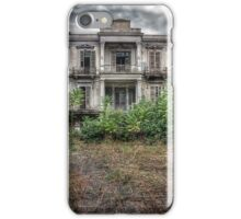 The Salem Mansion v3 iPhone Case/Skin