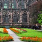 Chester Cathedral by Peter Hammer