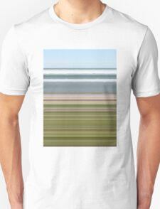Sky Water Beach Grass T-Shirt