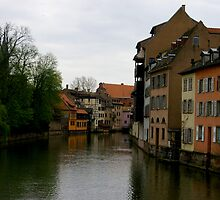 Strasbourg #1 by Régis Charpentier