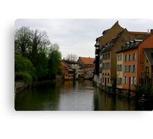 Strasbourg #1 Canvas Print