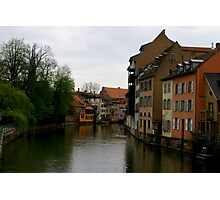 Strasbourg #1 Photographic Print