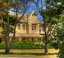 Morning Star Estate Mansion by archieswell