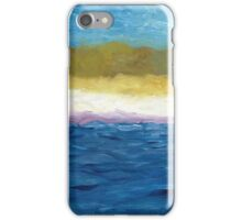 Abstract Dunes lll iPhone Case/Skin