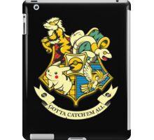Pokemon Hogwarts iPad Case/Skin