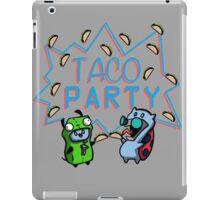 Taco Party iPad Case/Skin