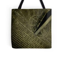 Clock this one Egbert Tote Bag