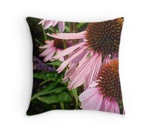 Pointy & Pretty Throw Pillow