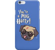 Harry Pug iPhone Case/Skin