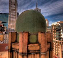Manchester Unity Building 2 by Michael Sanders
