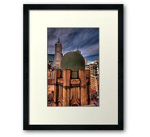Manchester Unity Building 2 Framed Print
