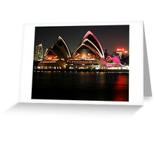 Sydney Opera House. Australia Greeting Card
