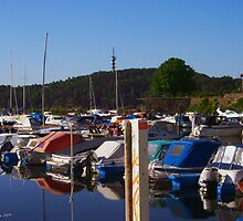 Kristiansand Marina by trish725