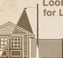 Looking for Love / a Zak & Dean Adventure Sticker