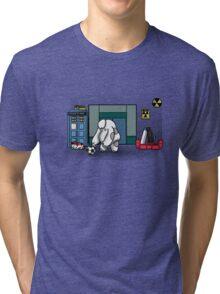 A Ball in the Lab Tri-blend T-Shirt